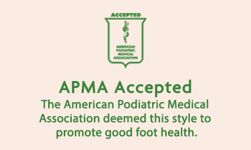 shoes recommended by podiatrists