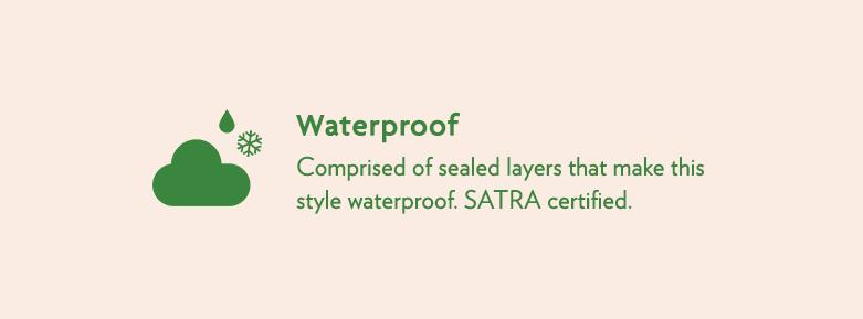 waterproof duck shoe