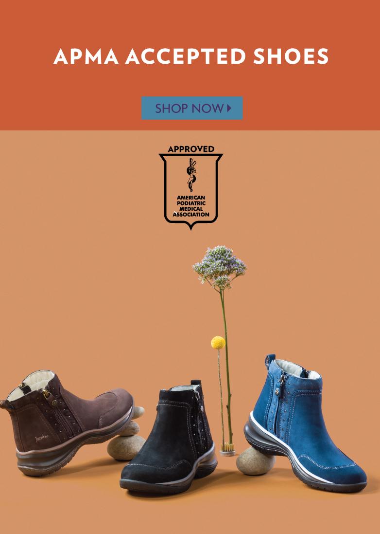APMA Shoes