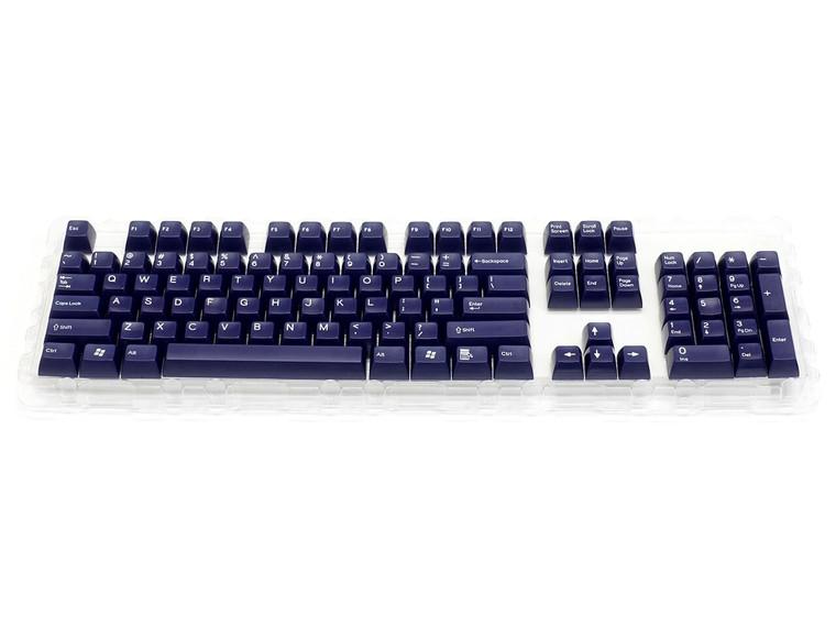 Filco Double-shot 104-Key keycap set for Majestouch 2 - Navy