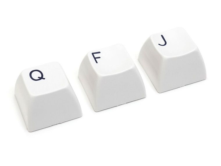 Filco Double-shot 104-Key keycap set for Majestouch 2 - White