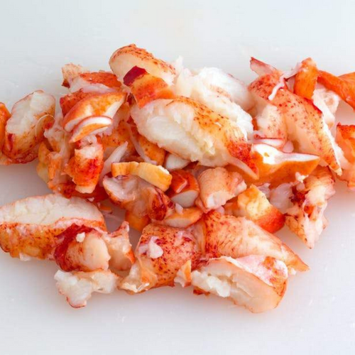 Cooked Lobster Meat 8oz