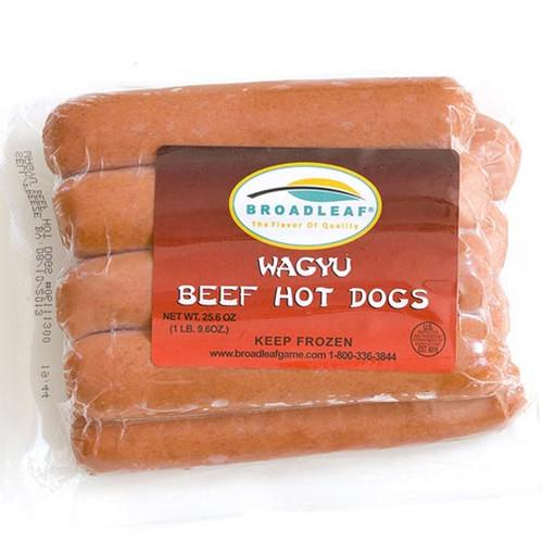 Wagyu Beef Hotdogs