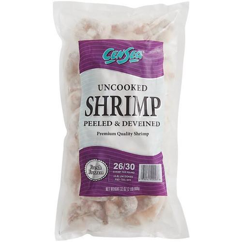 Tail Off White Shrimp 26/30