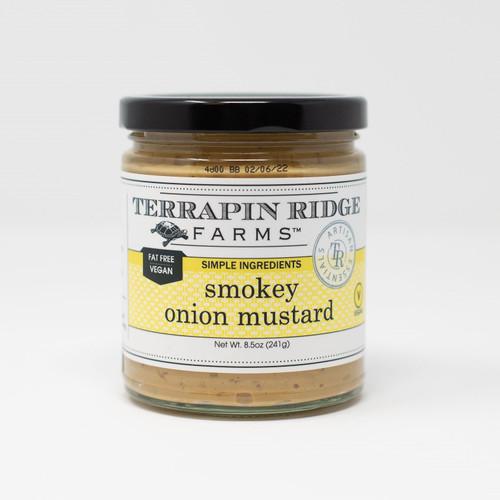 Terrapin Ridge Smokey Onion Mustard