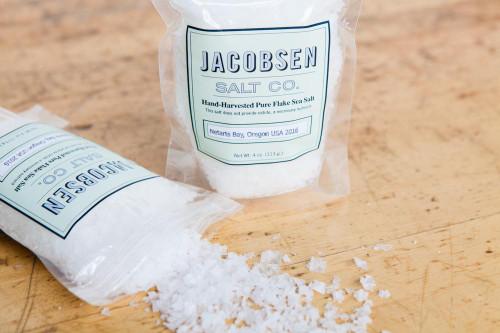 Jacobsen Pure Flake Finishing Salt