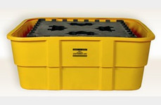 EAGLE IBC Containment Unit-All Poly Tub and Platform