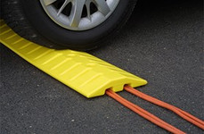 EAGLE Speed Bump/Cable Crossing Unit, 6 ft.