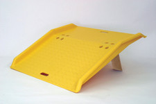 Portable Poly Dock Plate for Hand Trucks