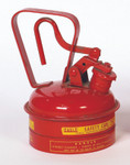 Metal - Red - 5 Gal. (UI-50-S)