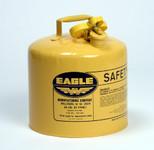 Metal - Yellow (Diesel) - 5 Gal.