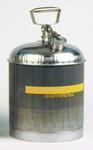 Stainless Steel w/ Cap Gasket
