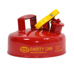 EAGLE Type I Safety Can, 2 Qt. Red, UI-4-S