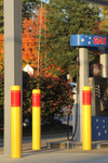 "Innoplast High Visibility Reflective Wrap – 11"" Bollardgard (bollard cover is sold separatly) 5-5/8"" x 38"" & (2) 3/4"" x 38"""