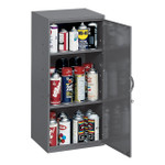 DURHAM 055-95, Utility Cabinet, 3 shelves, wall mount