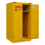 DURHAM 1055SDSR-50, Flammable storage, 55 gallon, self close