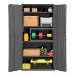 DURHAM 2602-4S-95, Shelf Cabinet, 36X18X72, 4 shelves