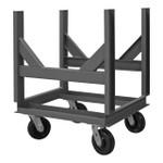 DURHAM BCTE-2824-4K-95, Bar Cradle Truck, 2 cradles