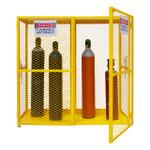 DURHAM EGCVC20-50, Vertical Gas Cylinder Cabinet, Cap. 20