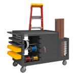 DURHAM MWSR5-95, Mobile Wire Spool & Maintenance Cart