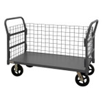 DURHAM W3SPT-244838-1-8MR95, Wire Cart, removable handles