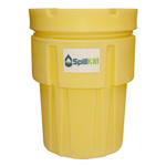 65 Gallon Overpack Salvage Drum Spill Kit - Oil Only by SpillKit.com