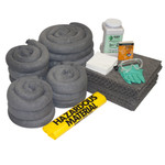ENSORB 95 Gal Wheeled Salvage Drum Refill Kit - Universal