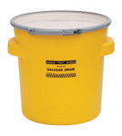 20 Gal. Salvage Drum w/Metal Lever-Locking Band