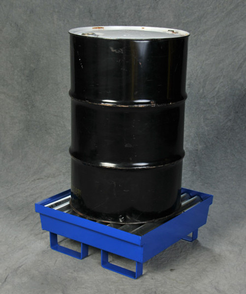 One Drum Steel Containment Pallet