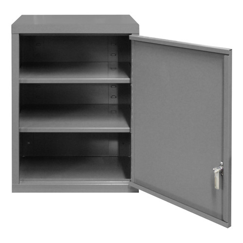 DURHAM 070SD-95, Wall Mounted Storage Cabinet, 3 shelves