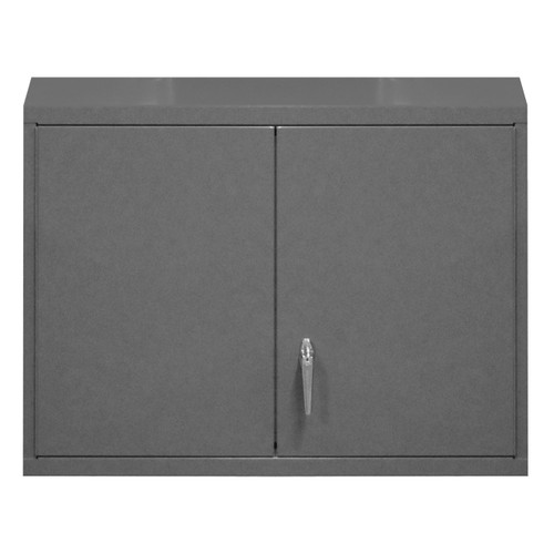 DURHAM 071SD-95, Wall Mounted Storage Cabinet, 3 shelves
