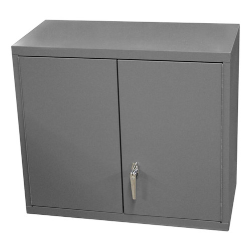 DURHAM 072SD-95, Wall Mounted Storage Cabinet, 3 shelves