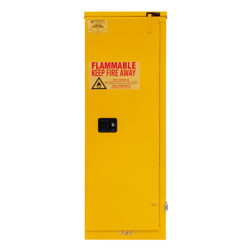 DURHAM 1022S-50, Flammable storage, 22 gallon, self close