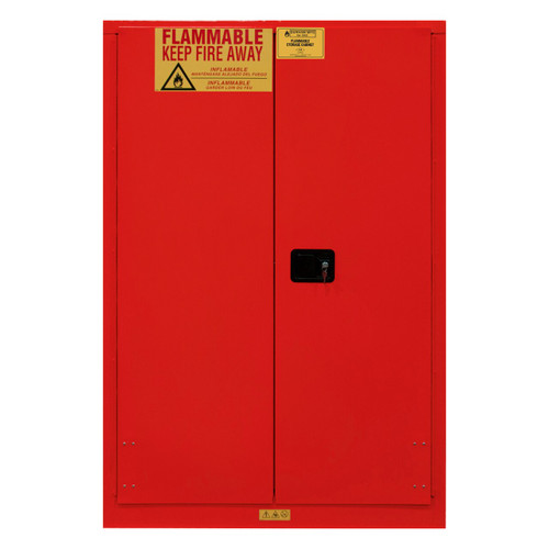 DURHAM 1045M-17, Flammable Storage, 45 Gallon, Manual