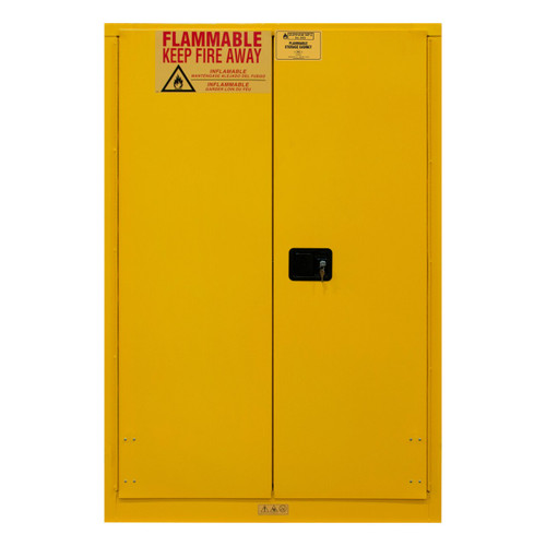 DURHAM 1045M-50, Flammable storage, 45 gallon, manual