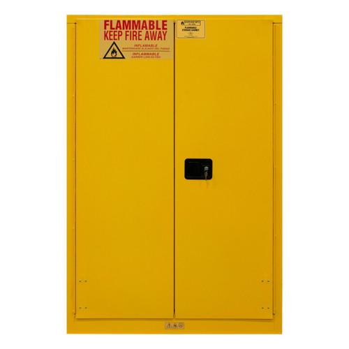 DURHAM 1045M-50, Flammable storage, 45 gallon, manual