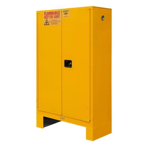 DURHAM 1045ML-50, Flammable storage, 45 gallon, manual