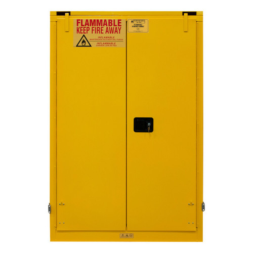 DURHAM 1045S-50, Flammable storage, 45 gallon, self close