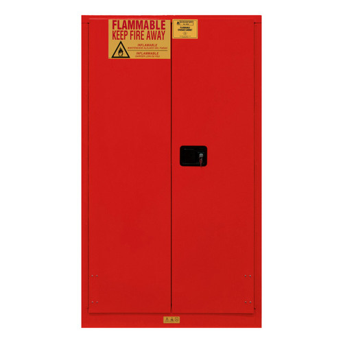 DURHAM 1060M-17, Flammable Storage, 60 Gallon, Manual