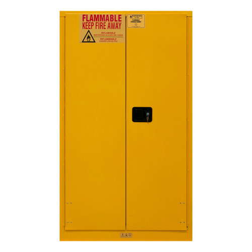 DURHAM 1060M-50, Flammable storage, 60 gallon, manual