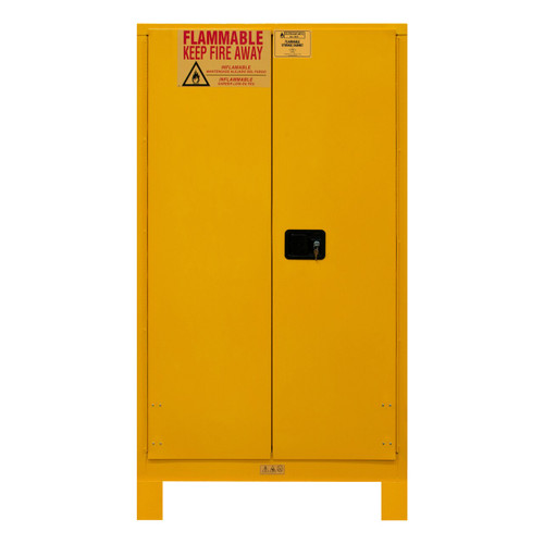 DURHAM 1060ML-50, Flammable storage, 60 gallon, manual