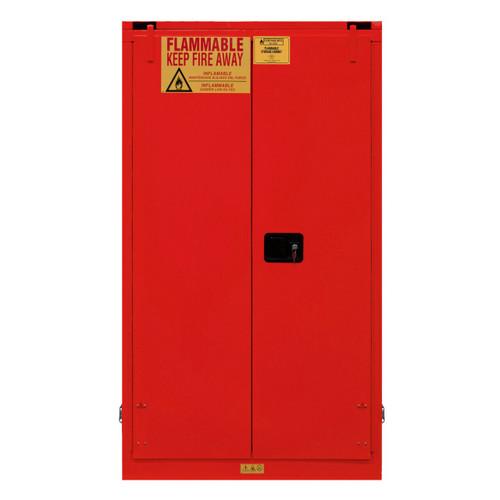 DURHAM 1060S-17, Flammable Storage, 60 Gallon, Self Close