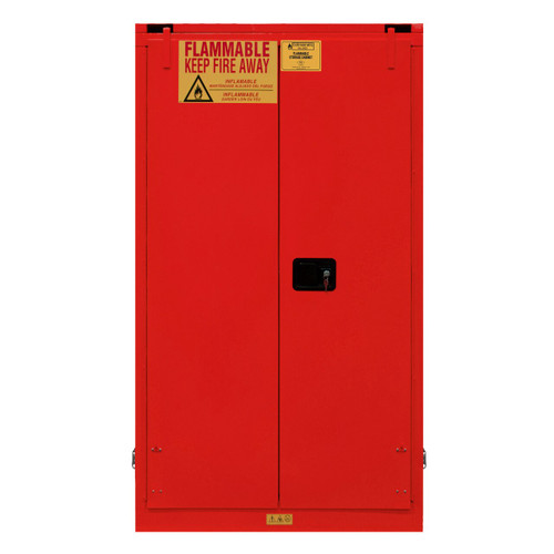 DURHAM 1060S-17, Flammable Storage, 60 Gallon, Self Close