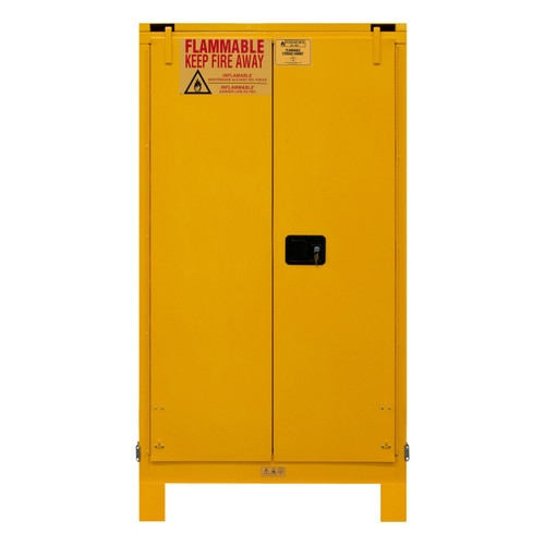 DURHAM 1060SL-50, Flammable storage, 60 gallon, self close