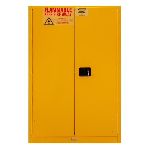 DURHAM 1090M-50, Flammable storage, 90 gallon, manual
