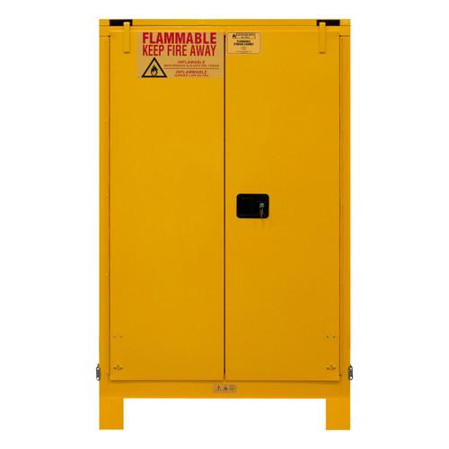 DURHAM 1090SL-50, Flammable storage, 90 gallon, self close
