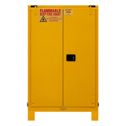 DURHAM 1090SL-50, Flammable storage, 90 gallon, self close