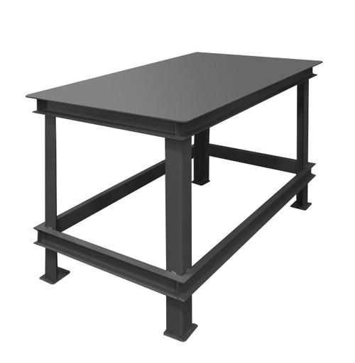 DURHAM HWBMT-367234-95, Extra Heavy Duty Machine Table-Top Shelf