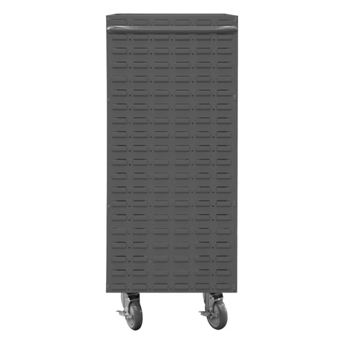 DURHAM MWSR8-LP-95, Mobile Wire Spool Cart, 8 wire rods
