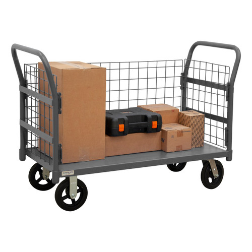 DURHAM W3SPT-244838-1-8MR95, Wire Cart, removable handles